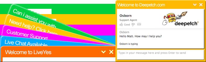 Chat custom